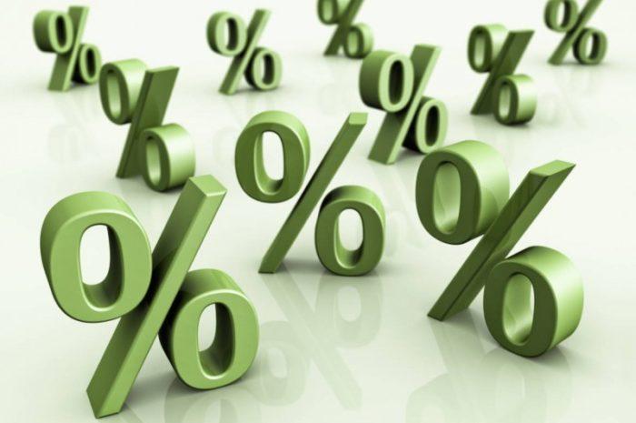 Как посчитать 5 процентов от суммы