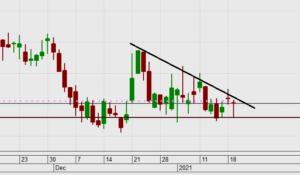 Прогноз цены акций киви и доллара